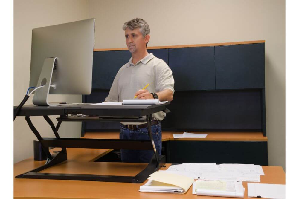 Are Standing Desks Better For Your Back