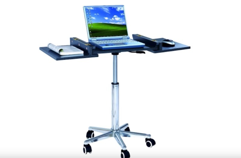 Top 5 Modern Office Workstations On Wheels