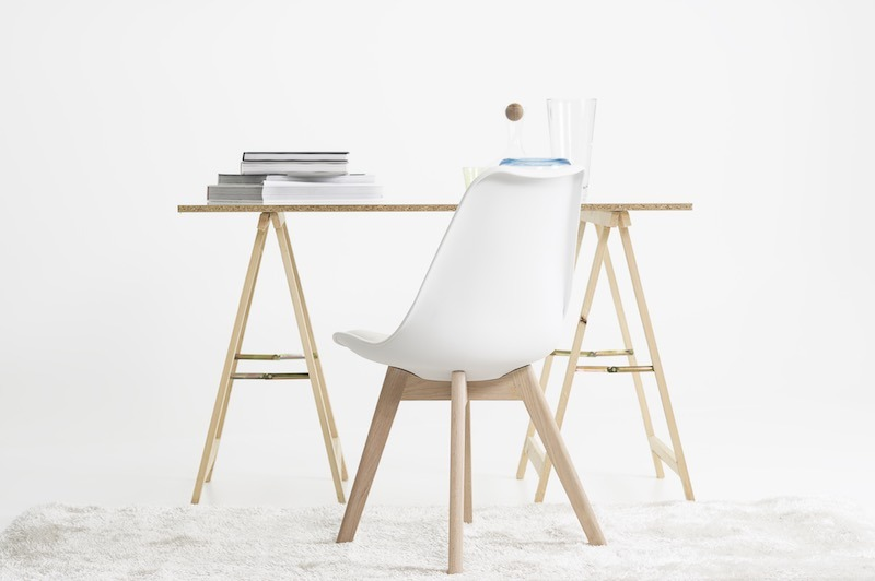 Minimalist Modular Office Furniture