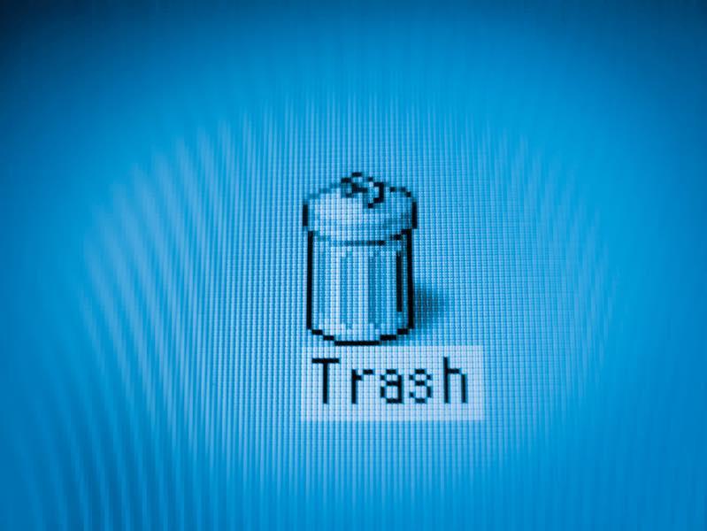 Bad Computer Habits